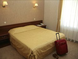 Top-3 hotels in the center of Kherson