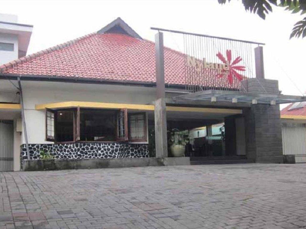 Hotel Dekat Cihampelas