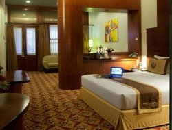 Business hotels in Bandung