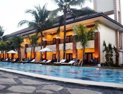 Top-3 hotels in the center of Pangandaran