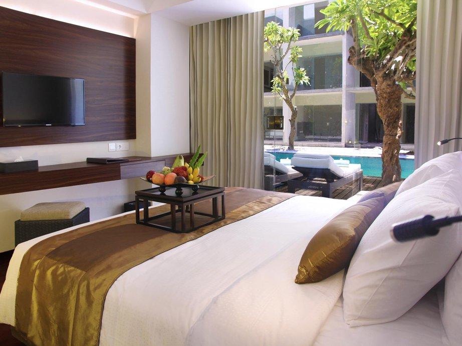 Hotel Terbaik di Sekitar Pantai Kuta