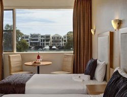 Glenelg hotels with sea view