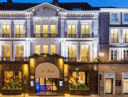 The most expensive Troyes hotels