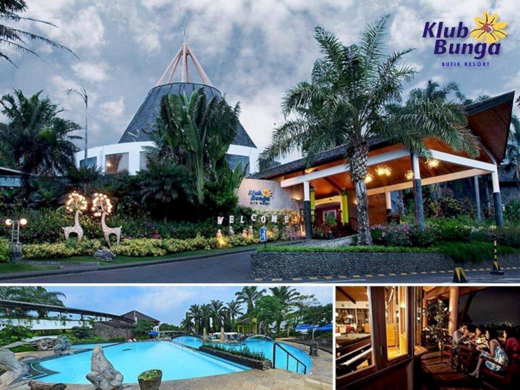 Hotel Dekat Jawa Timur Park Batu