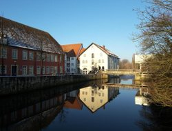 Warendorf hotels with restaurants