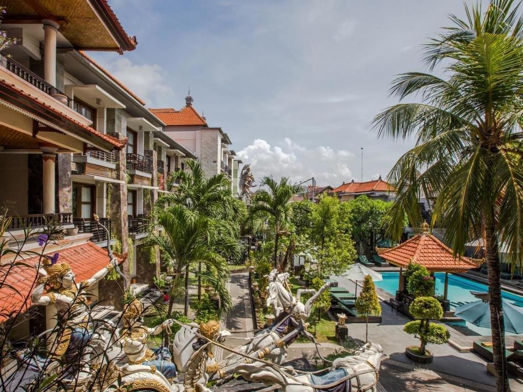 Cheap hotels in Kuta Beach