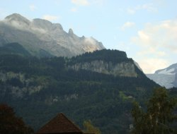 Meiringen hotels with restaurants