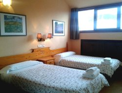 Pets-friendly hotels in Cerler