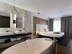 Top-10 hotels in the center of Antwerp