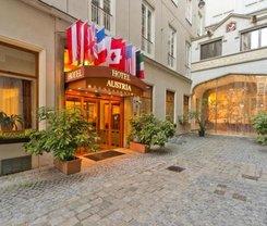 Viena: CityBreak no Hotel Austria - Wien desde 65€