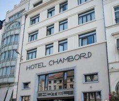 Bruxelas: CityBreak no Hotel Chambord desde 62€