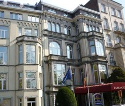 Bruxelas: CityBreak no Best Western Plus Park Hotel Brussels desde 61.59€