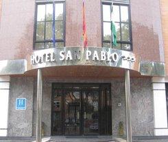 Sevilha: CityBreak no Hotel San Pablo Sevilla desde 56€