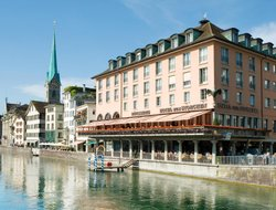 Switzerland hotels with river view