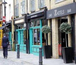 Londres: CityBreak no The Z Hotel Soho desde 59.13€