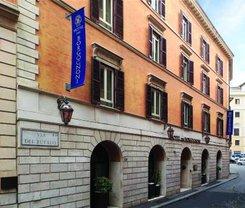Roma: CityBreak no Hotel dei Borgognoni desde 94.81€