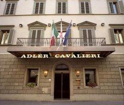 Florença: CityBreak no Adler Cavalieri Hotel desde 90.57€