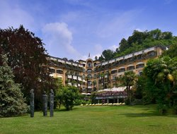 Top-3 of luxury Lugano hotels