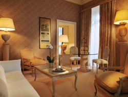 Top-4 of luxury Lugano hotels