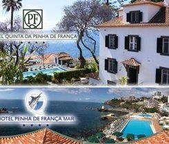 Funchal: CityBreak no Quinta Da Penha De Franca desde 59€