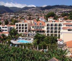 Funchal: CityBreak no Charming Hotels - Hotel Quinta Bela S.Tiago desde 71€