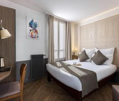 Paris: CityBreak no Contact Hôtel Alizé Montmartre desde 70€