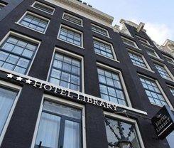 Amesterdão: CityBreak no Hotel Library desde 56.82€