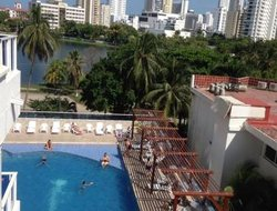 Cartagena de Indias hotels with lake view
