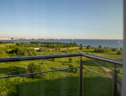 St. Petersburg hotels with sea view