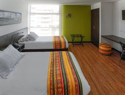 Pets-friendly hotels in Quito