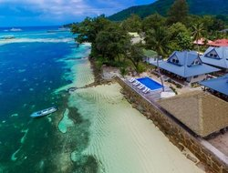 Seychelles hotels with sea view