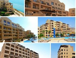 Jordan hotels with sea view