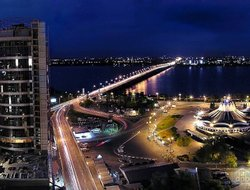 Dnipro hotels with river view