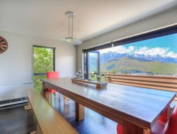 New Zealand hotels with panoramic view