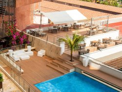 Business hotels in Colombia