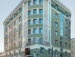 Top-3 of luxury Rostov-na-Donu hotels
