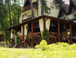 Cherkassy hotels with restaurants