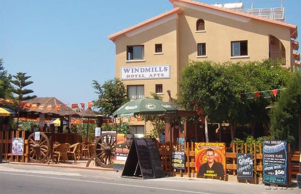 фото Windmills Hotel Apartments 877654074