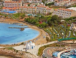 Top-3 romantic Protaras hotels