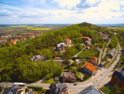 Top-6 hotels in the center of Blankenburg