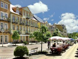 Frantiskovy Lazne hotels with restaurants