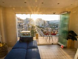 Calpe hotels with sea view