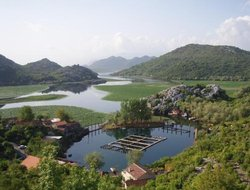 Montenegro hotels with lake view