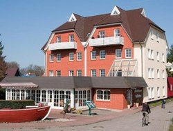 Top-6 hotels in the center of Zingst