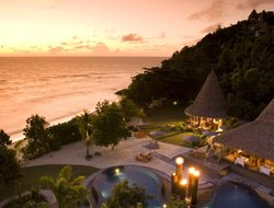 Seychelles hotels with swimming pool