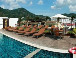 Top-10 hotels in the center of Patong