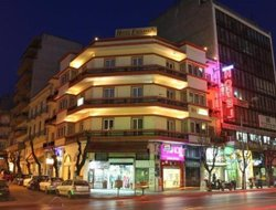 Top-10 hotels in the center of Thessaloniki