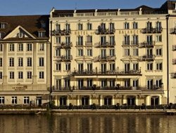 The most popular Lucerne hotels