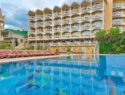 Pets-friendly hotels in Alushta