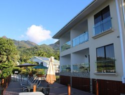 Mahe Island hotels with sea view